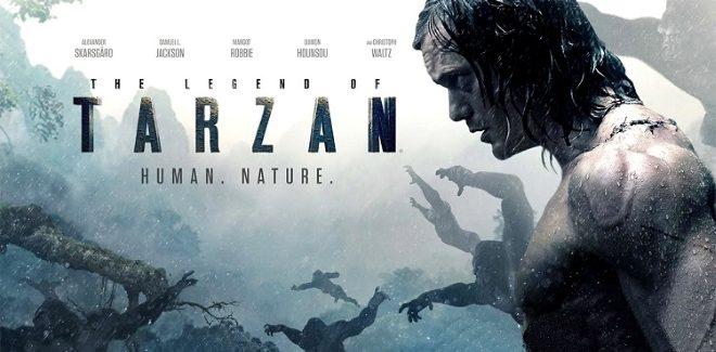 [Cinéma] Avis / Critique : Tarzan (2016)