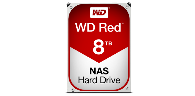 [Test] Disque Dur WD Red 8 To (WD80EFZX)