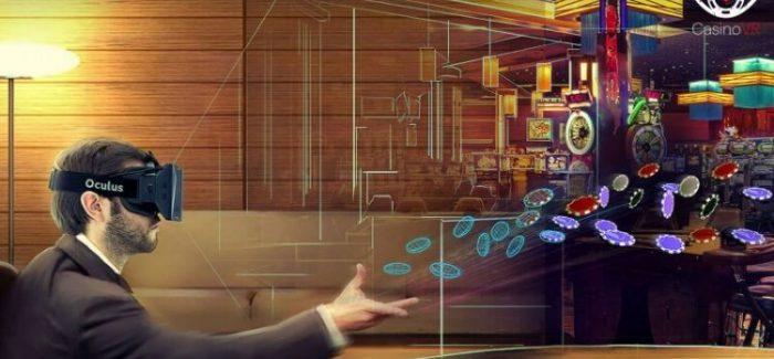 La réalité virtuelle s'insinue sur le marché des casinos en ligne
