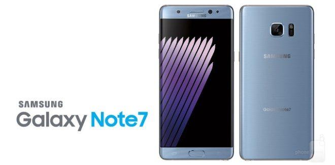 [Événement] À la découverte du Galaxy Note 7 !