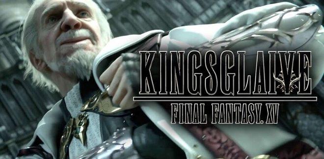 [Cinéma] Avis / Critique : Kingsglaive – Final Fantasy XV