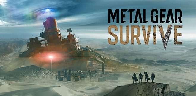 Metal Gear Survive se dévoile en 15 minutes de gameplay