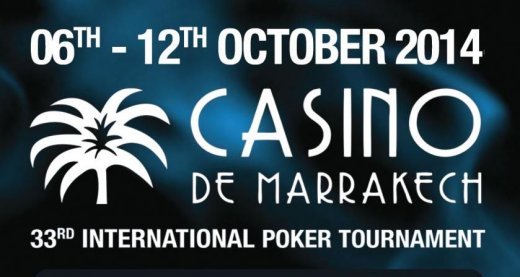 Participez au qualifications du WPT National Marrakech