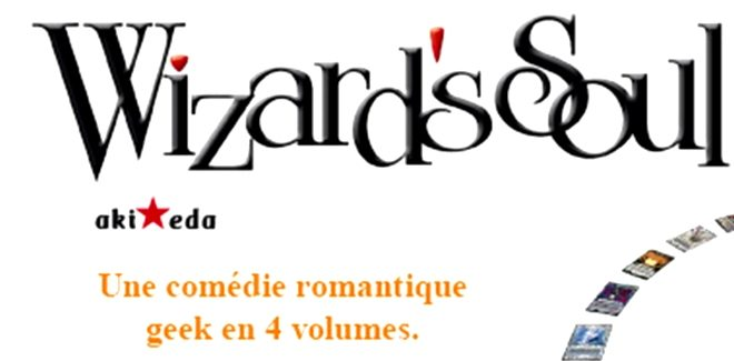 [Manga] Avis / Critique : Wizard's Soul (Tome 1 et 2)