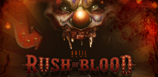 [Test] Until Dawn : Rush of Blood (Playstation VR)