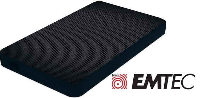 [High-Tech] Emtec SpeedIn X600, un SSD portable