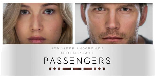 [Cinéma] Avis / Critique : Passengers