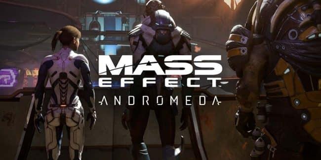 Mass Effect: Andromeda : Un trailer de gameplay présenté au CES 2017