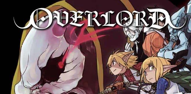 [Manga] Avis / Critique : Overlord – Tome 1