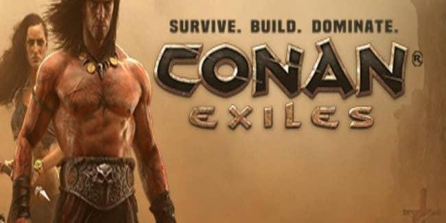 Conan Exiles vous permet de construire des villes et des structures sur le Sommet de la Montagne