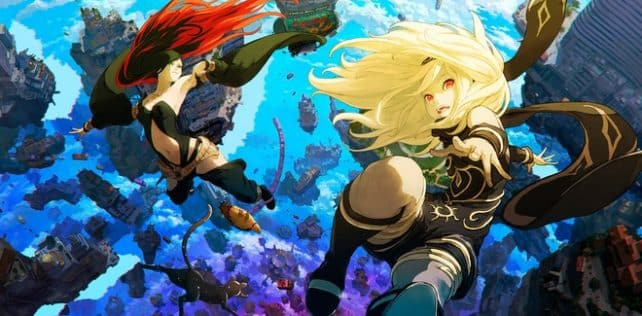 [Test] Gravity Rush 2 – PS4