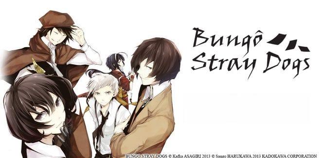 [Manga] Avis / Critique : Bungo Stray Dogs – Tomes 1 et 2