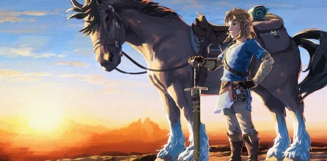 The Legend of Zelda : Breath of the Wild – Découvrez les secrets de fabrication en 3 vidéos !