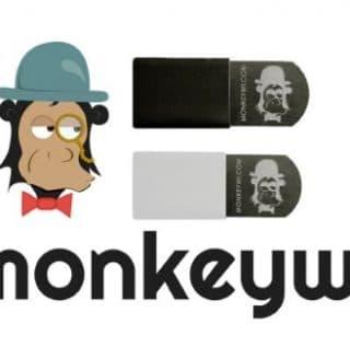 Découvrez le cache-webcam Monkeywi et protégez votre vie privée