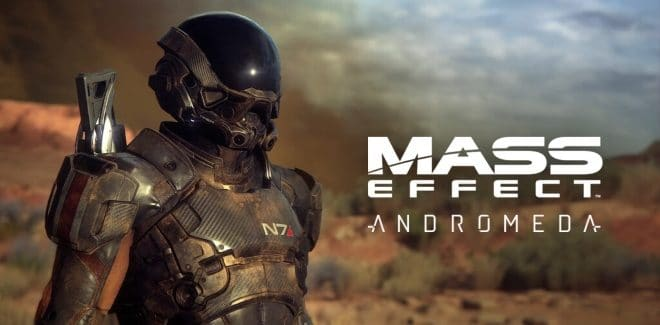 Mass Effect Andromeda : 17 minutes de jeu en 4K et 60 FPS !