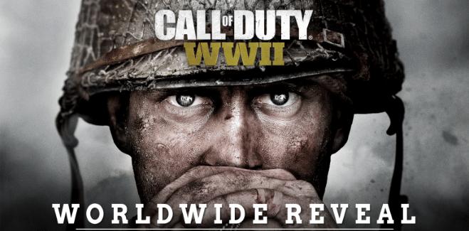 Call of Duty : WWII officiellement annoncé avec un trailer !