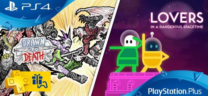 Les jeux PlayStation Plus du mois de avril 2017