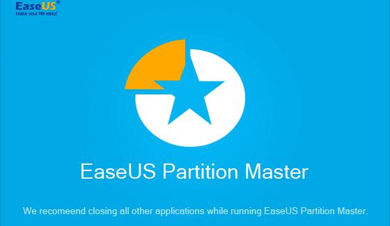Test du gestionnaire de partition EaseUS Partition Master