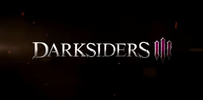 Darksiders III officiellement annoncé à travers un trailer