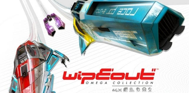 [Test] WipEout Omega Collection – PS4