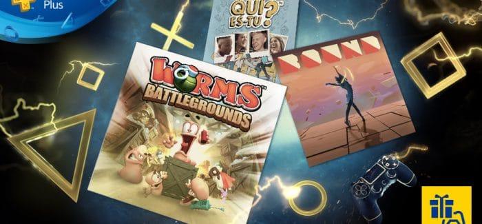Les Jeux Playstation Plus du mois de novembre