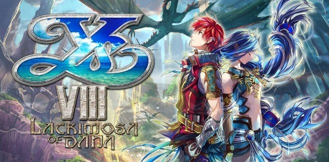 [Test] Ys VIII – Lacrimosa of Dana – Ps Vita