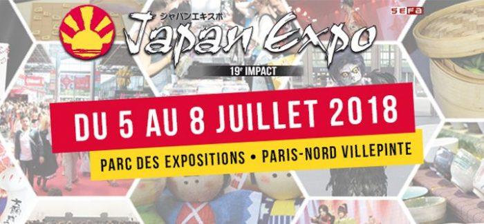 5 raisons qui font de la Japan Expo un événement incontournable