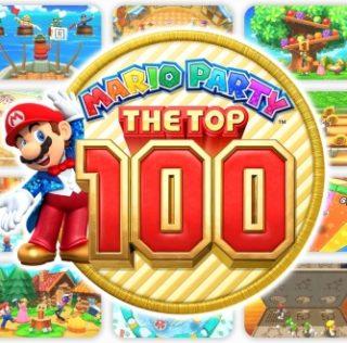 [Test] Mario Party The Top 100: Le party games sans jeu de plateau