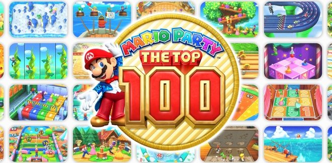[Test] Mario Party The Top 100 : Le party games sans jeu de plateau