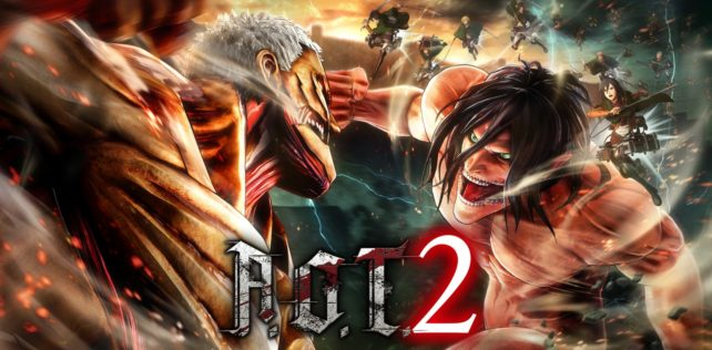 [Test] Attack on Titan 2 (Switch): On prend les mêmes et on recommence !