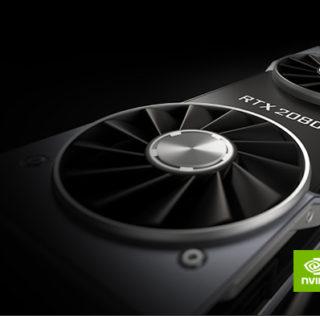 NVIDIA Geforce RTX: Une révolution des cartes graphiques
