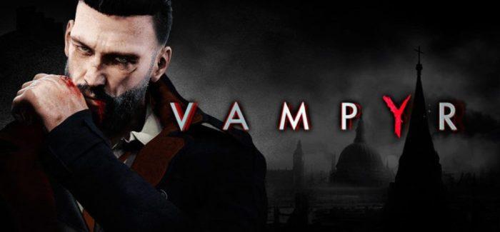 Vampyr, un jeu original avec des défauts fréquents.