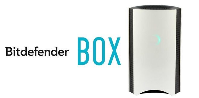 Présentation de la Bitdefender BOX 2