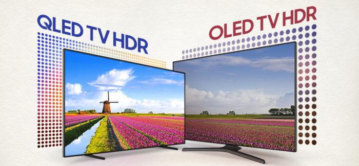 QLED ou OLED : Quelle technologie adopter pour les films, le sport et les jeux vidéo ?