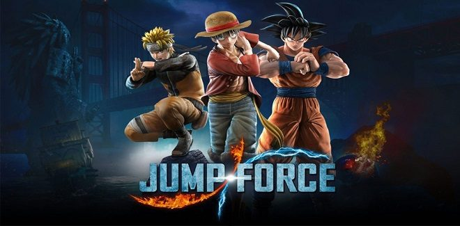 [TEST] Jump Force (PS4): Le fan service loin du bon jeu de combat