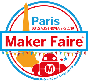 Logo Maker Faire PARIS