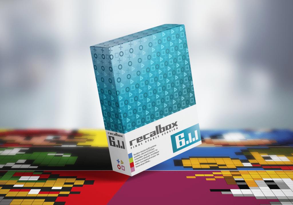 Software-Box RECALBOX